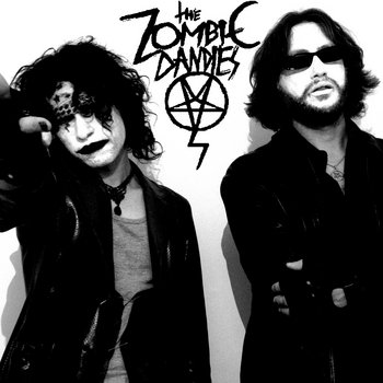Zombie Dandies EP cover art