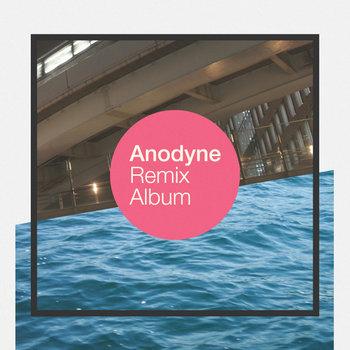 ANODYNE REMIX ALBUM cover art