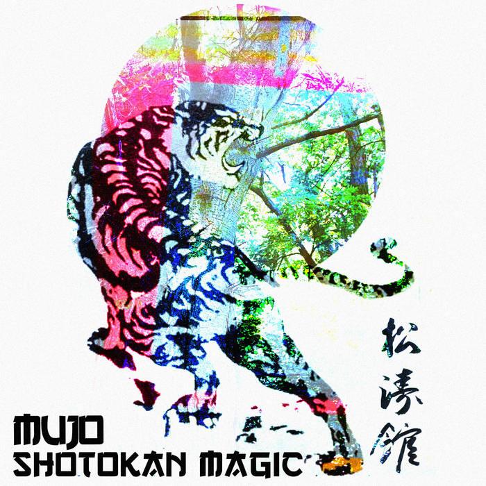 Shotokan Magic Cassette cover art