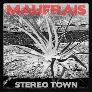 Stereo Town EP cover art