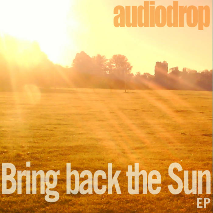 Bring back the Sun EP cover art