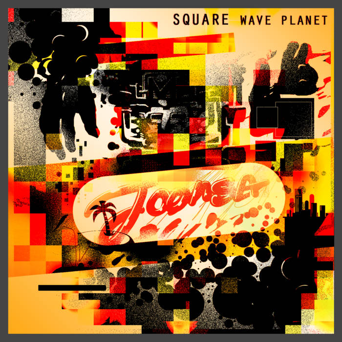 Square Wave Planet cover art