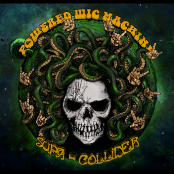 Supa-Collider cover art