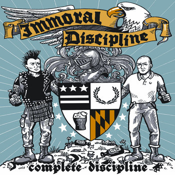 Complete Discipline cover art
