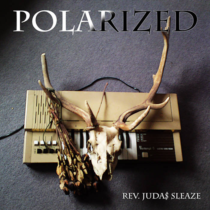 Polarized E.P. cover art
