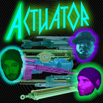 Actuator EP cover art