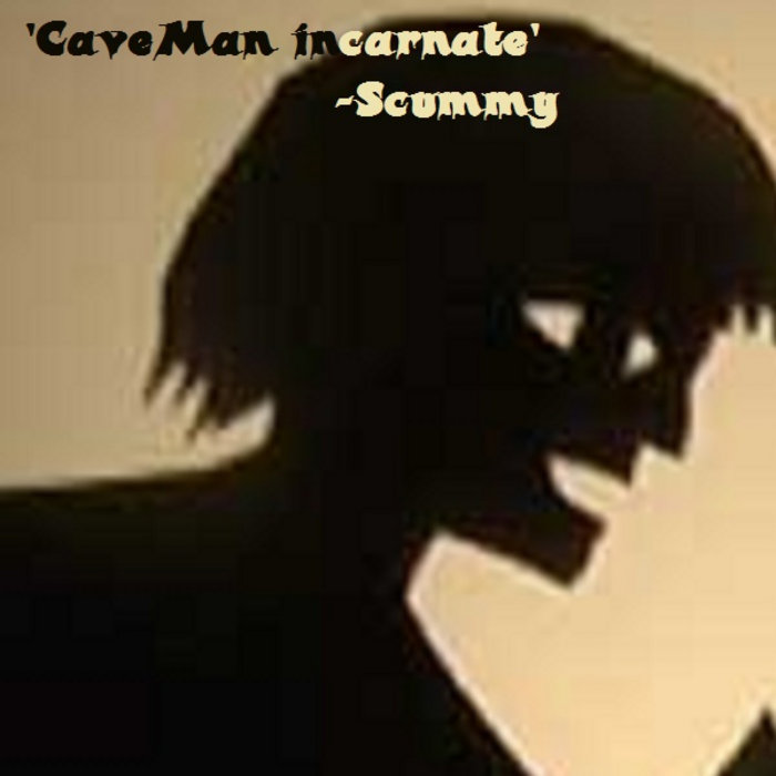 Cave Man Incarnate cover art
