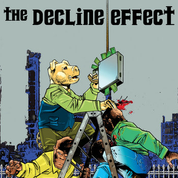 The Decline Effect cover art