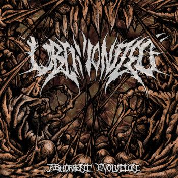 Abhorrent Evolution | EP 2011 cover art