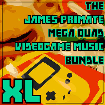 Mega Quad Videogame Music Bundle cover art