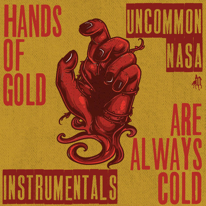 Hands of Gold Are Always Cold (Instrumentals) cover art