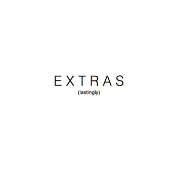 Extras cover art