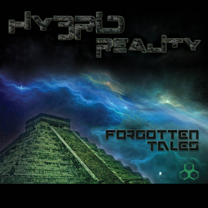 Hybrid Reality - Forgotten Tales EP cover art