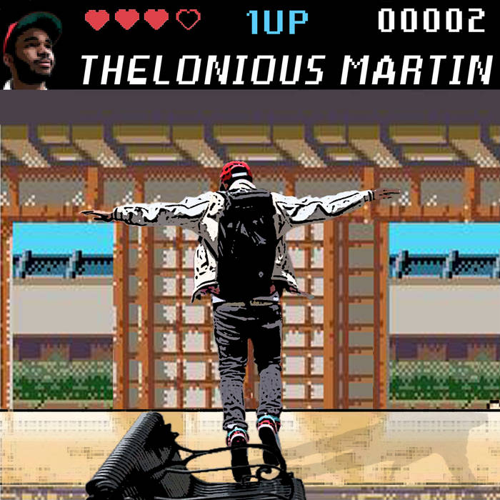 1UP cover art