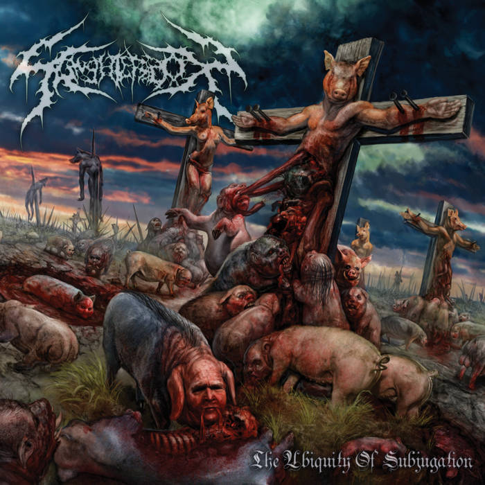 The Ubiquity Of Subjugation cover art