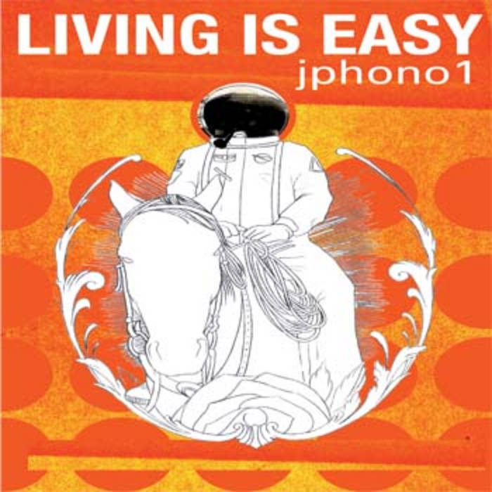 Living is Easy cover art