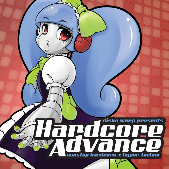 Disko Warp Presents Hardcore Advance cover art