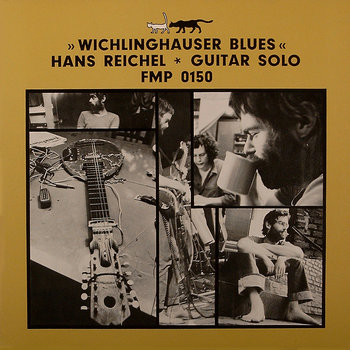 Wichlinghauser Blues cover art