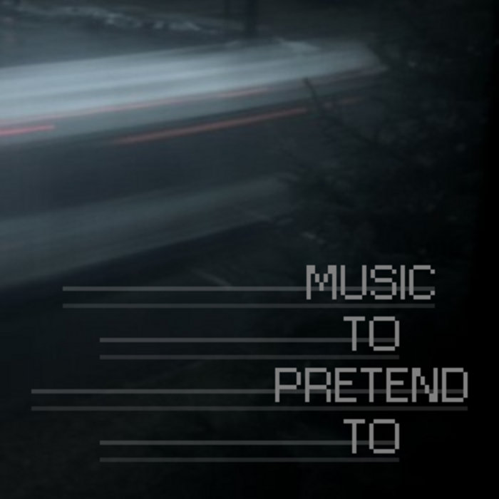 music to pretend to (ep) cover art