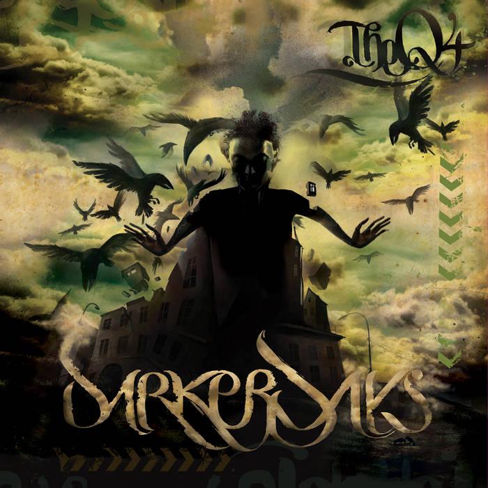 Darker Days EP cover art