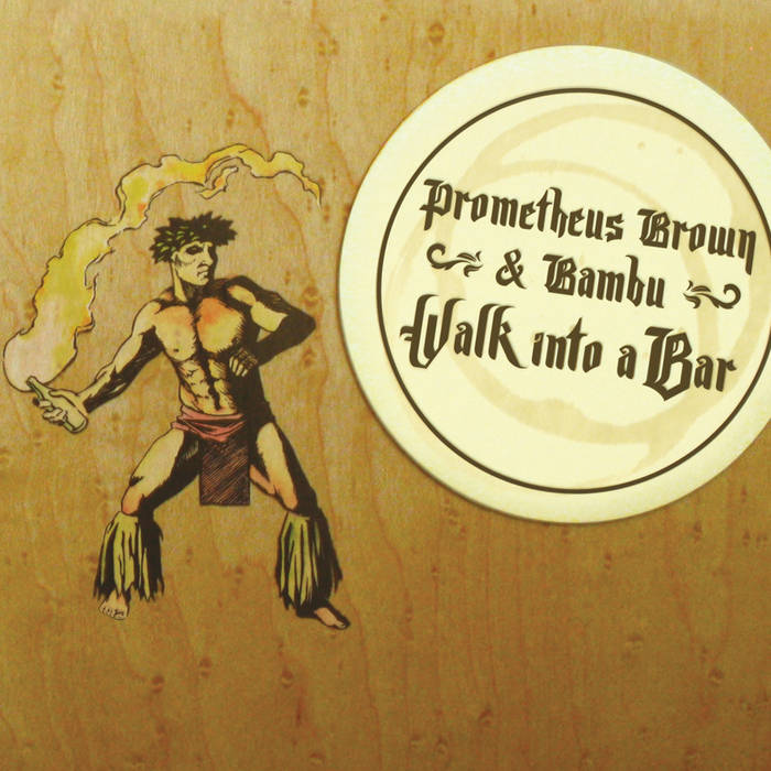Walk Into A Bar cover art