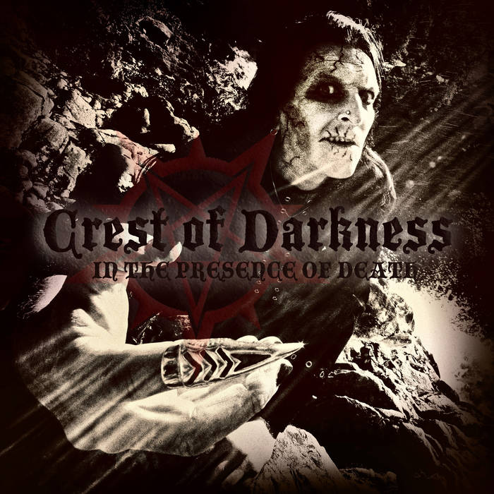In The Presence Of Death cover art