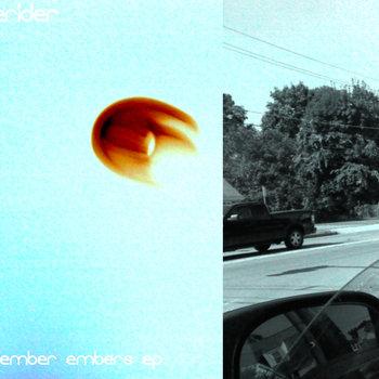 December Embers cover art