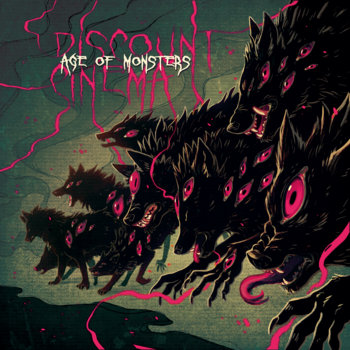 Age of Monsters cover art