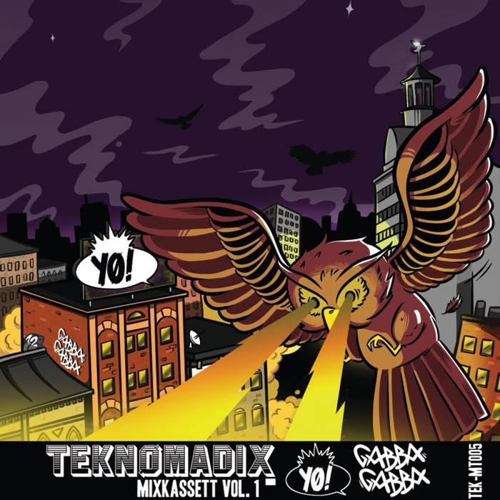 MixKassett VOL.1 cover art