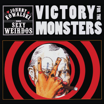 Victory For The Monsters cover art