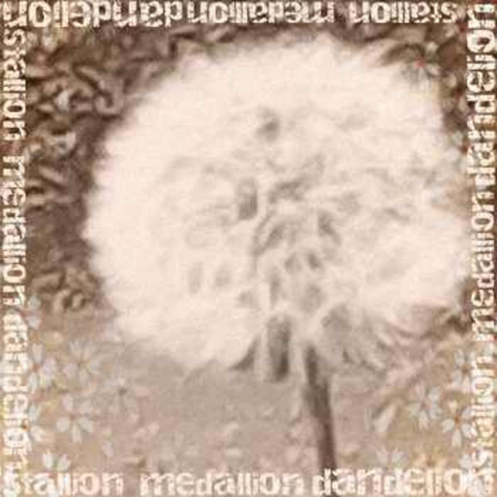 Dandelion cover art