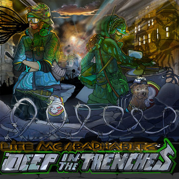 DEEP IN THE TRENCHES cover art