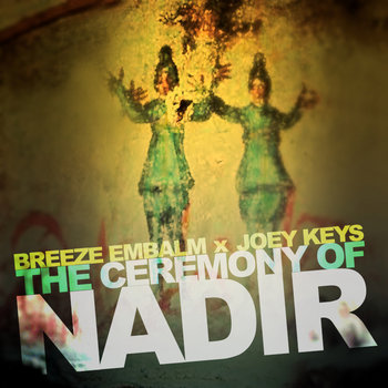 The ceremony of Nadir cover art