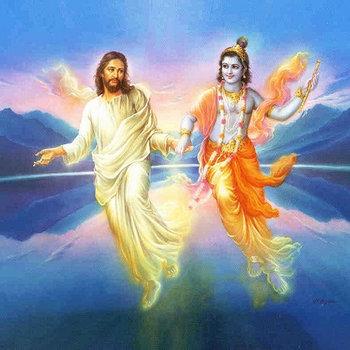 Jesus in India cover art