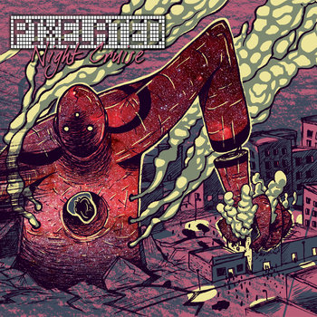 Pixelated Night Cruise cover art
