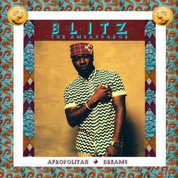 Afropolitan Dreams cover art