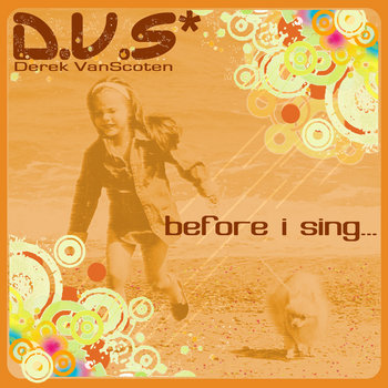 Before i sing... cover art