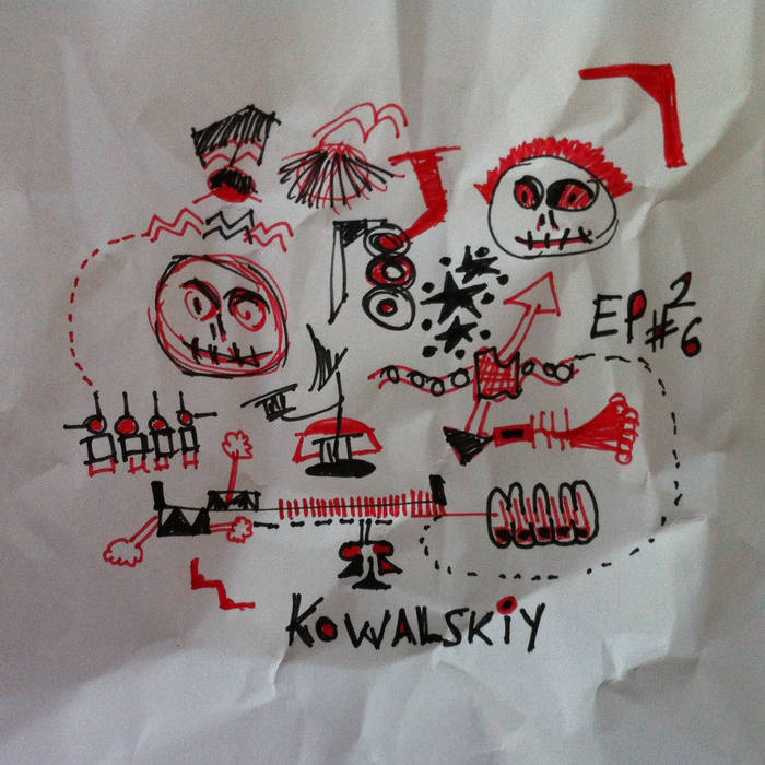 Kowalskiy's Free Monthly Scottish EP #26 cover art