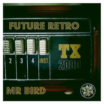 Future Retro (Remixes) cover art