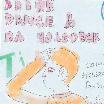 Hologram Heart - Holodeck ep cover art