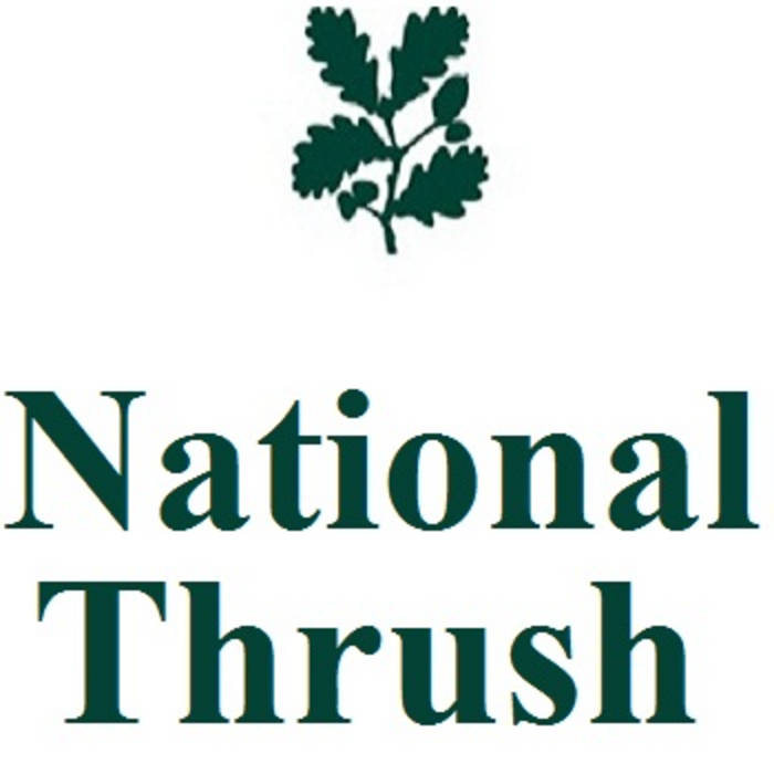 National thrush cover art