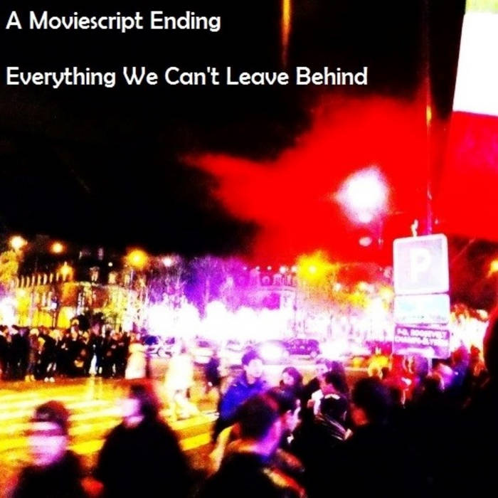 Everything We Can't Leave Behind cover art