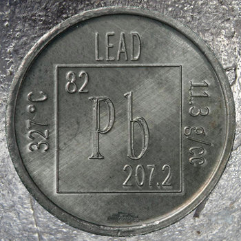 Lead [Pb] cover art