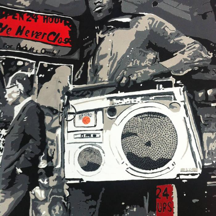The Kwame Jones vs EP [Act I] cover art