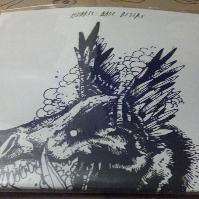 "Base Desire 7"" cover art"