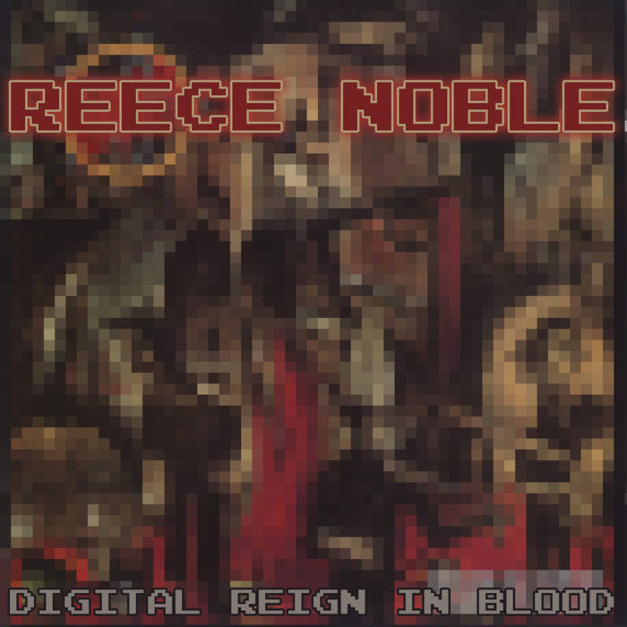 DIGITAL REIGN IN BLOOD cover art