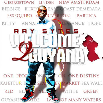 WELCOME 2 GUYANA cover art