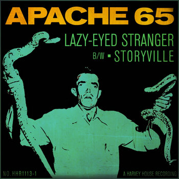 Lazy-Eyed Stranger / Storyville cover art