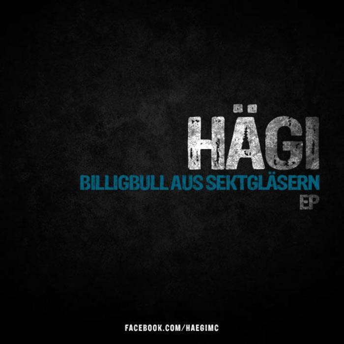 Billigbull aus Sektgläsern EP cover art