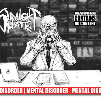 Mental Disorder EP cover art